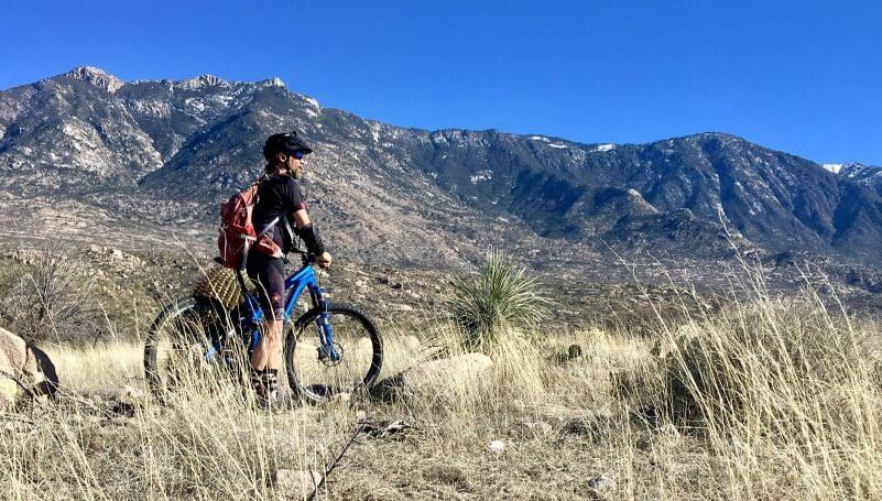 Tucson Mountain Biking Tours